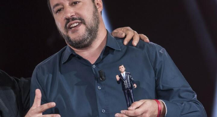 Salvini, Di Maio e il gioco del fifone. Il commento di Pasquino