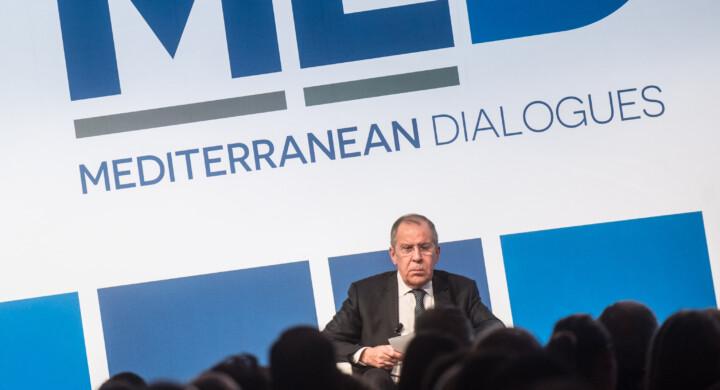 Sanzioni, diritto internazionale e Mediterraneo. La versione di Lavrov