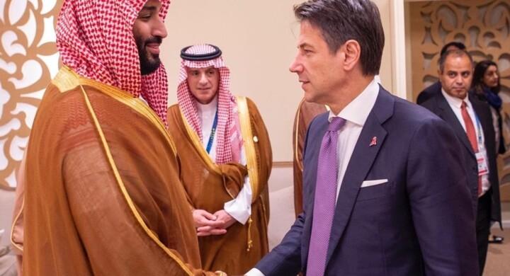 Tra Italia e Arabia Saudita c'è un'amicizia secolare. I parlamentari che si schierano con Riad