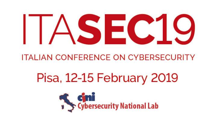 Cyber security, temi e protagonisti di ItaSec2019