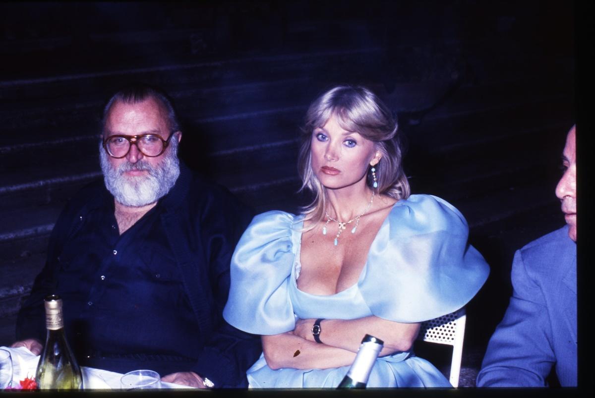Sergio Leone, Barbara Bouchet