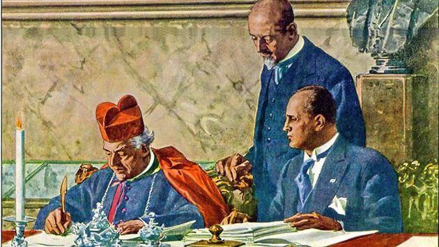 Patti Lateranensi, la Santa Sede firmò per garantire la libertà. Parla don Regoli