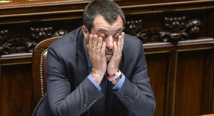 L'attacco di Salvini al Papa è un segno di debolezza (di Salvini)