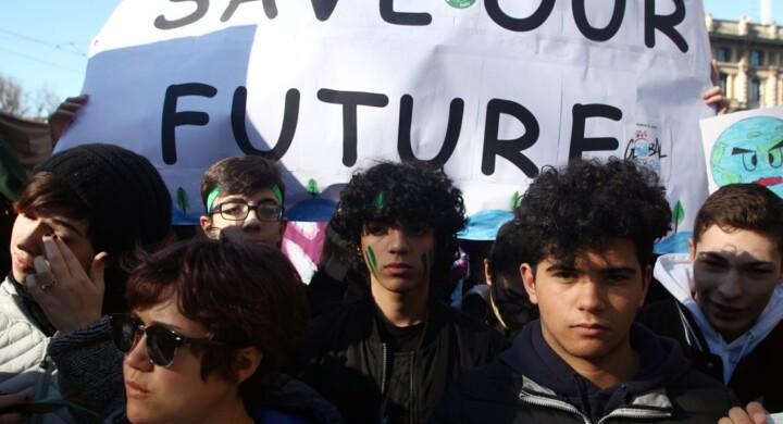 I giovani e l'ambiente. Le potenzialità delle mobilitazioni per un futuro sostenibile