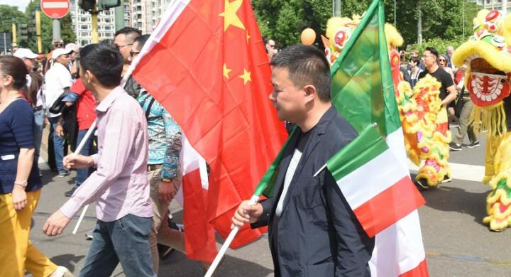 L'Italia verso la Cina preoccupa gli Stati Uniti