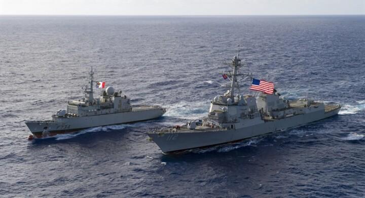 La Francia manda una nave sullo stretto di Taiwan (e innervosisce la Cina)