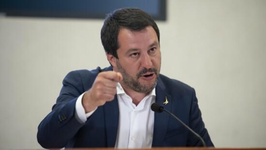 Difesa, Salvini