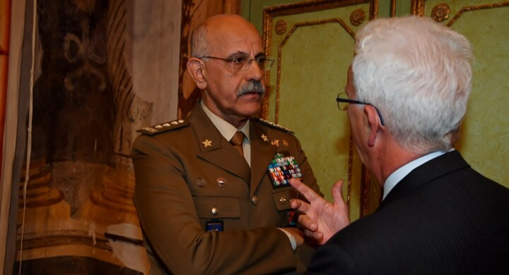 Chi è Luigi De Leverano, nuovo consigliere militare di Mario Draghi