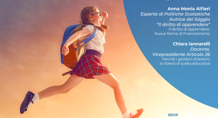 #SCUOLA LIBERA Diritto all'educazione e qualità della scuola tra Italia ed Europa