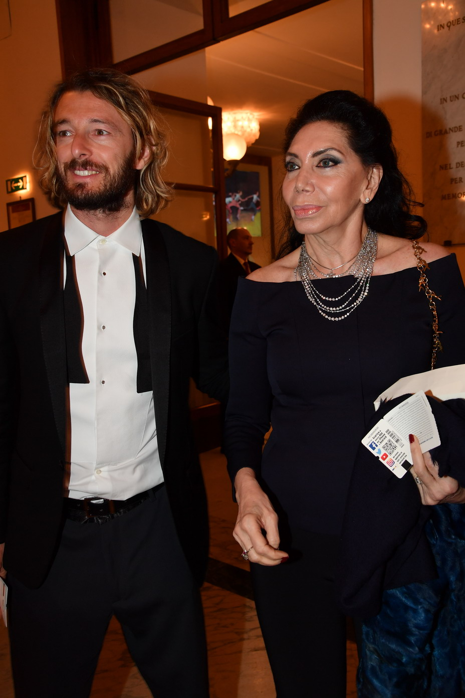 Federico Balzarini, Paola Mainetti