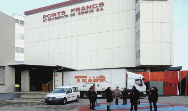 Porto franco o deposito illegale della Jihad? Il caso Yves Bouvier