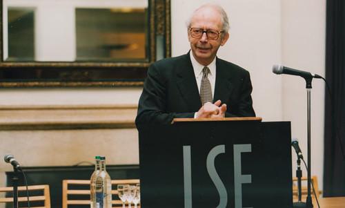 Lord Dahrendorf, precursore dei liberal-sovranisti