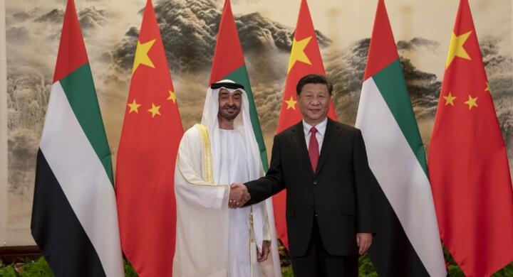 La visita del principe emiratino in Cina. I dossier aperti e gli occhi di Washington