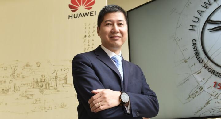 Huawei Italia si prepara al 2021 con un nuovo ad (e non solo)