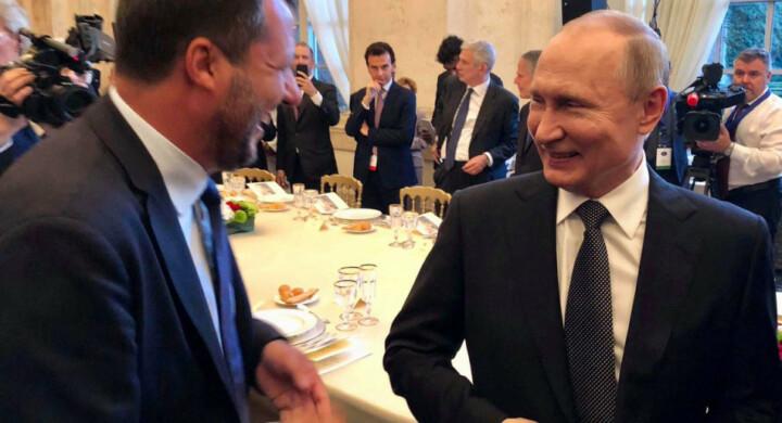 Finanziamenti russi, spunta l'audio che inchioda la Lega (secondo Buzzfeed)