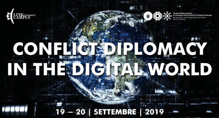 Conflict diplomacy nell'era digitale. Il seminario alla Link Campus (19 e 20 settembre)