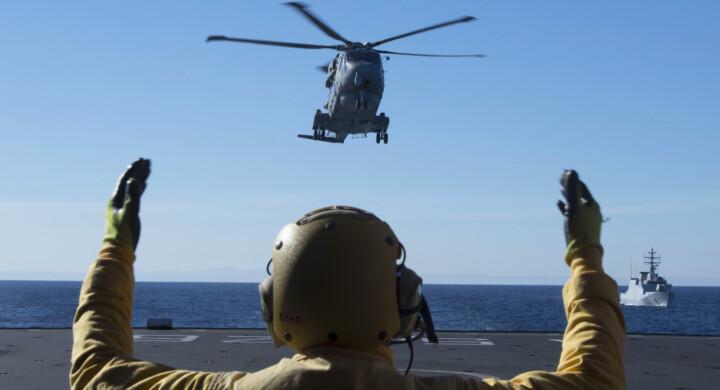 Sfide geopolitiche nel Mediterraneo. Il dibattito di Irini
