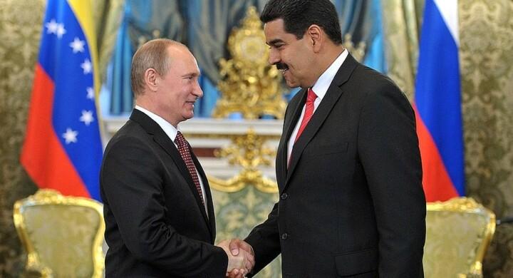 Maduro vola a Mosca. E trasloca l'azienda petrolifera in Russia (Putin ringrazia)