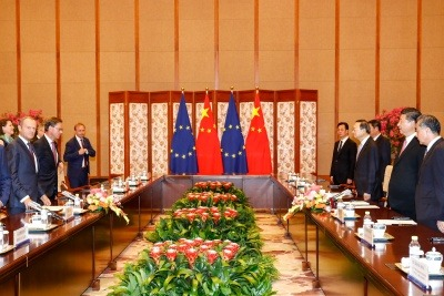 Europe and China: paving the way to a (more) Circular Economy?