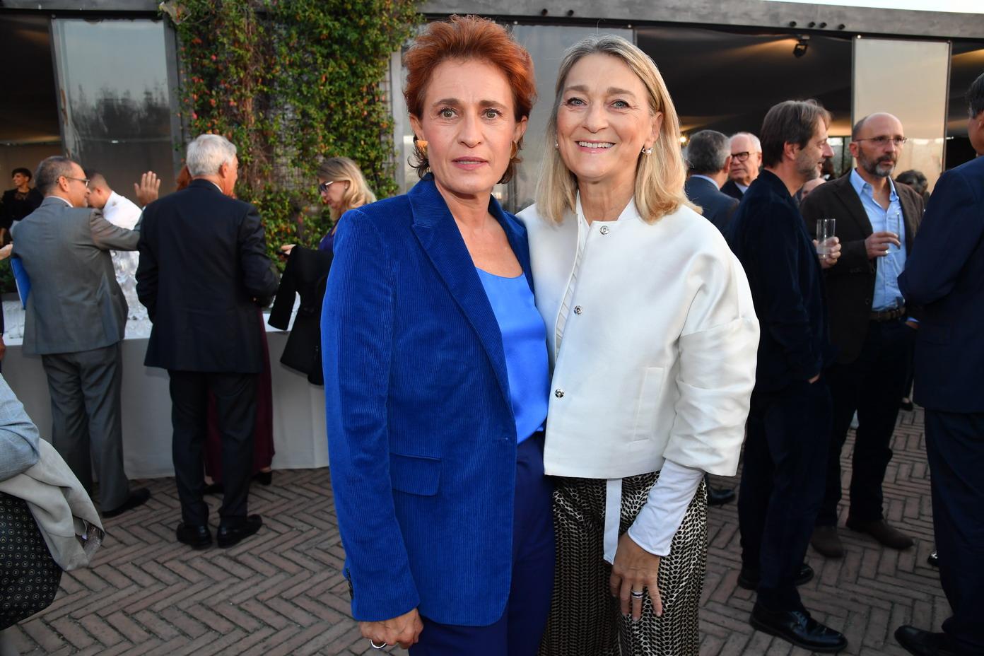 Federica Tittarelli, Maria Cristina Finucci