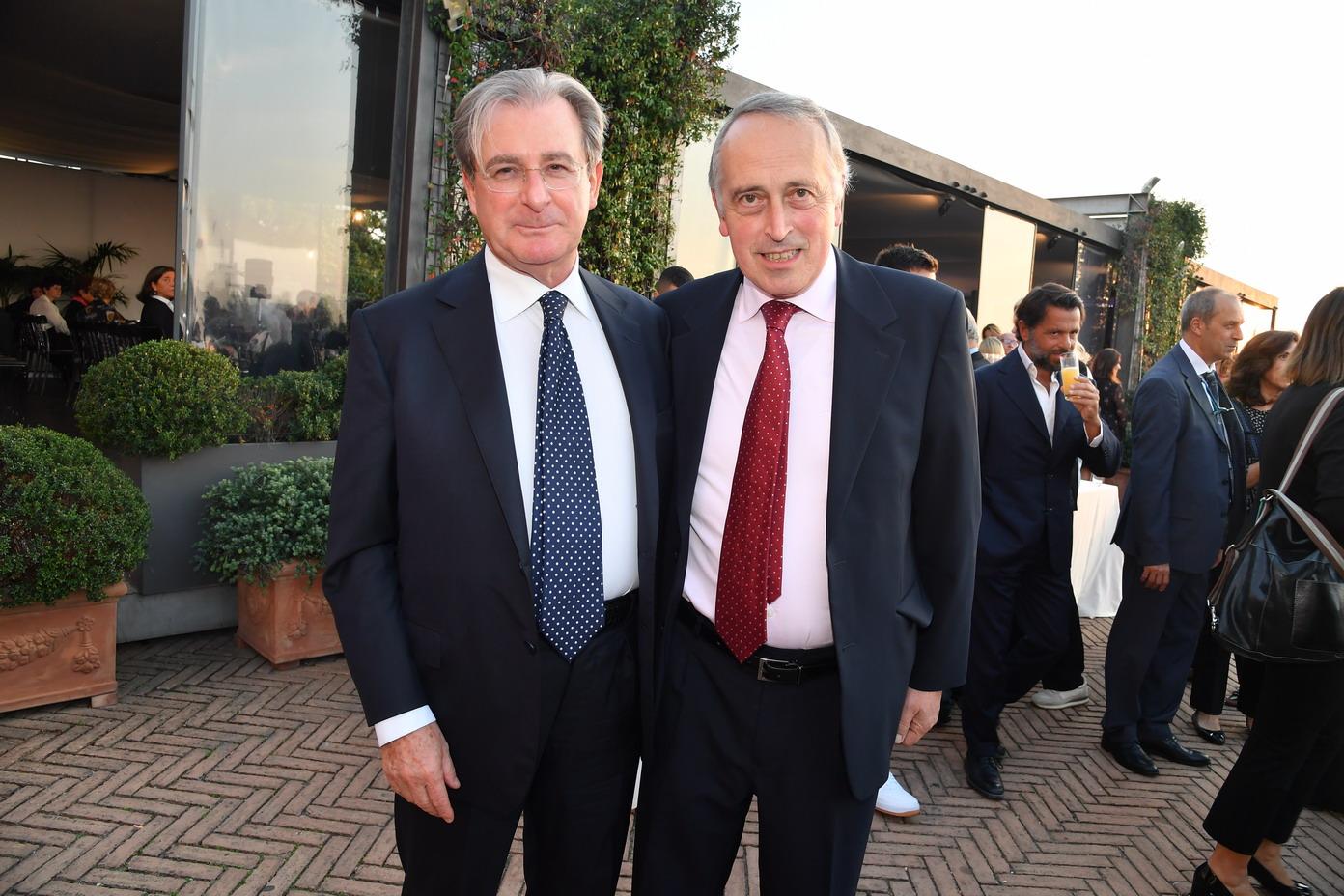 Filippo Totoriello, Giancarlo Abete