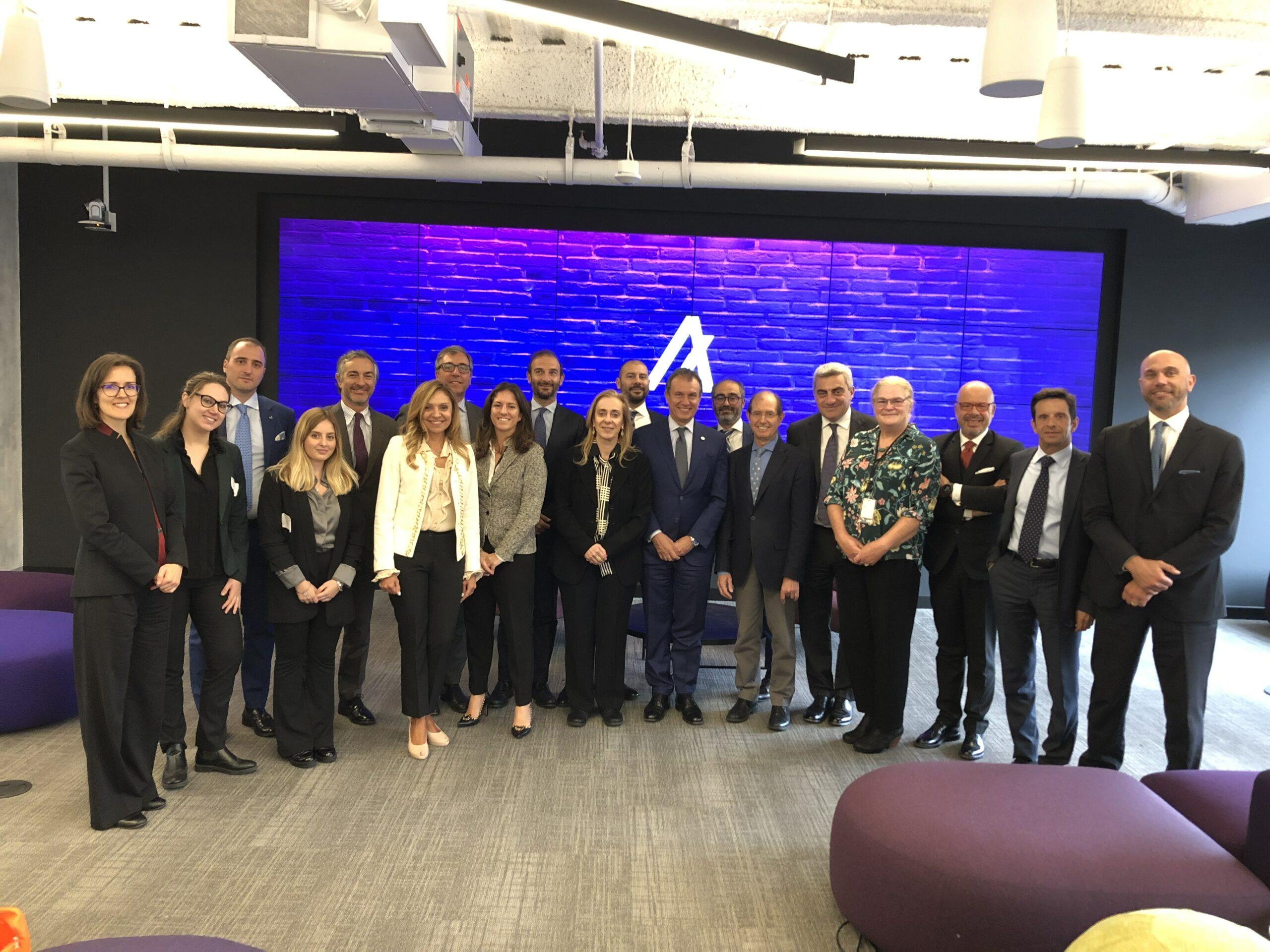 Come evolve l'innovazione Fintech negli Usa. Terza edizione per Amerigo for Law