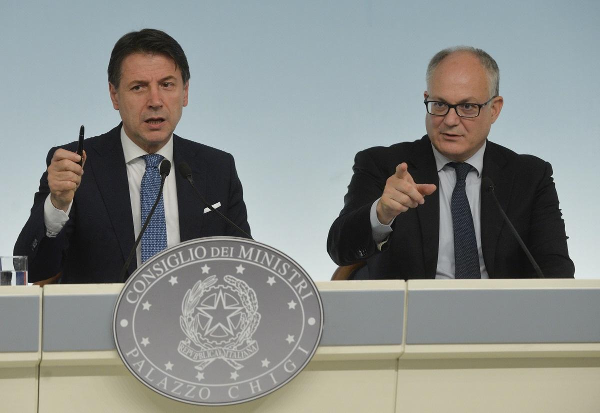 Poco coraggio e troppo ottimismo. Dialogo sul Def tra Mantovani e Rossi