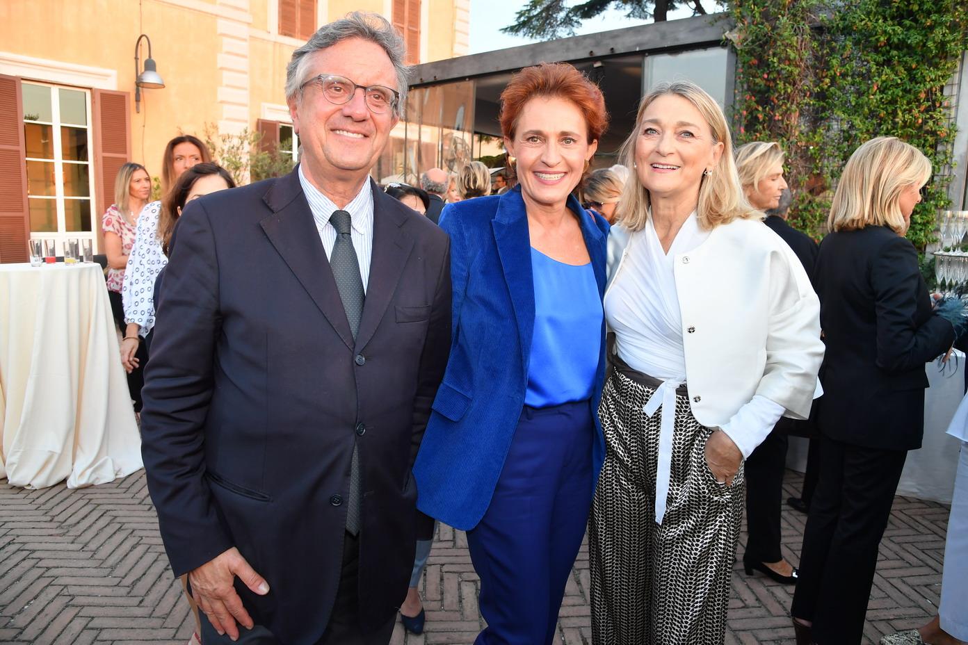 Paolo Conti, Federica Tittarelli, Maria Cristina Finucci