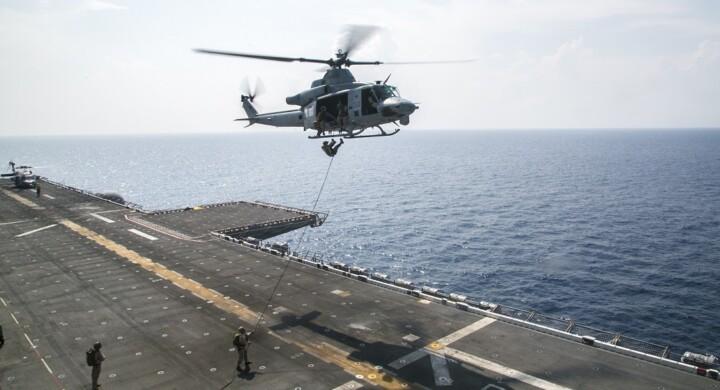 Così gli Usa addestrano gli alleati del Golfo per proteggerli dall'Iran