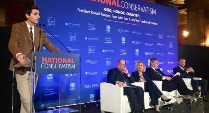 Politica e cultura nel solco del conservatorismo. Parla Giubilei