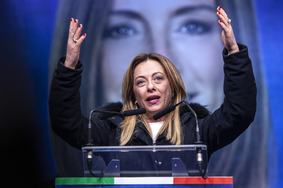 La destra siamo noi. Messaggio di Meloni a Salvini (e Trump)