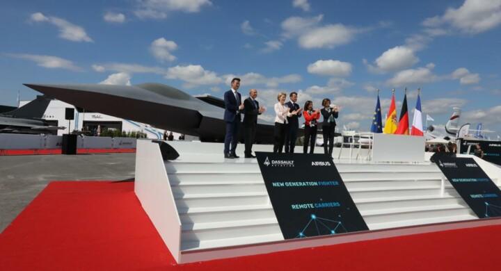 Il nuovo jet militare di Francia, Germania e Spagna decolla. Ma…