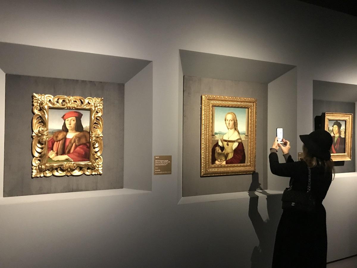 Raffaello, un miracolo di bellezza in mostra a Roma