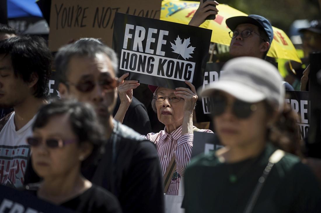 Europa (ancora) afona su Hong Kong. Il j'accuse di Laura Harth