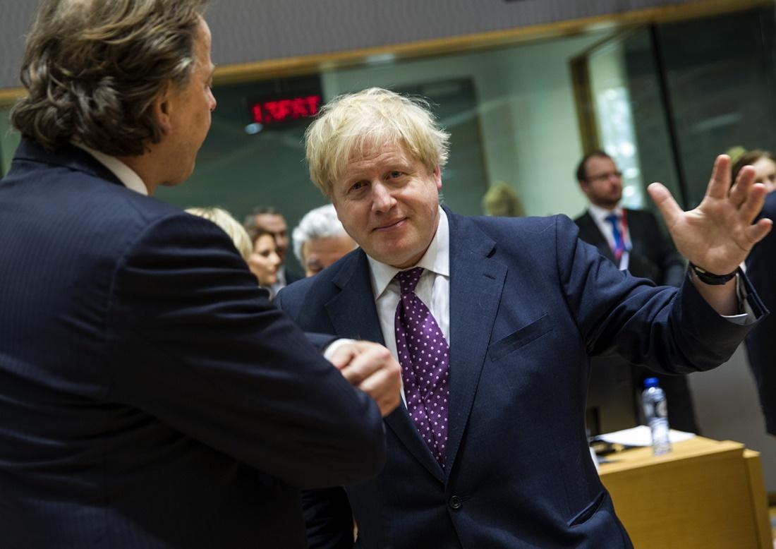Boris Johnson in terapia intensiva? È una fake news russa