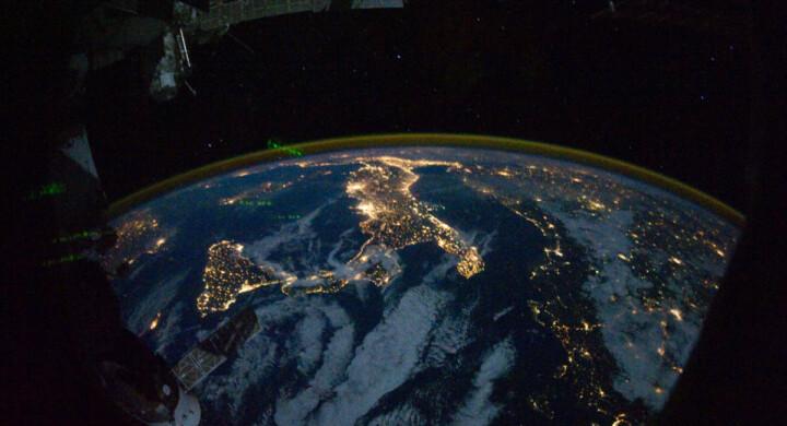 Spazio, ecco le tecnologie (italiane) che proteggono i siti Unesco