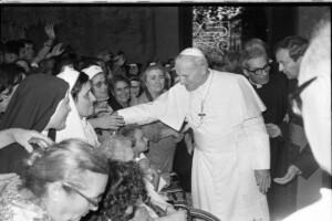 Giovanni Paolo II a Grottaferrata. Il ricordo di Pizzi a 40 anni dall'attentato