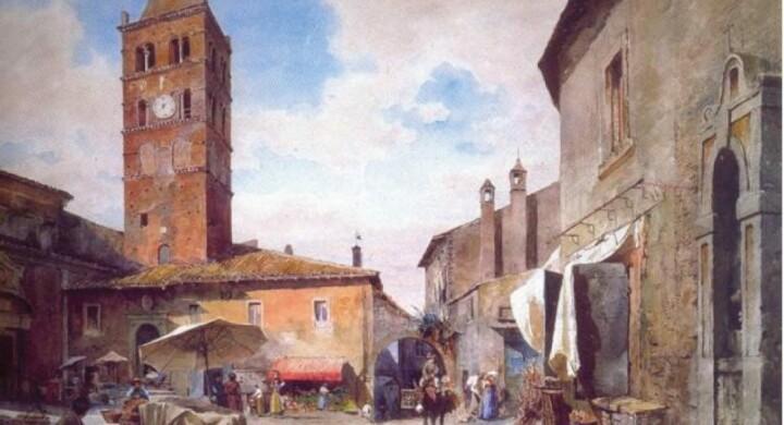 Ettore Roesler Franz: d'infinite bellezze e di arcana poesia