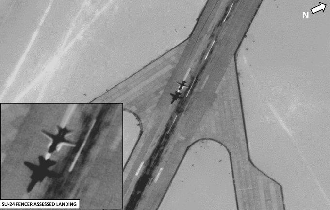 Perché (e come) il Pentagono tiene d'occhio i russi in Libia