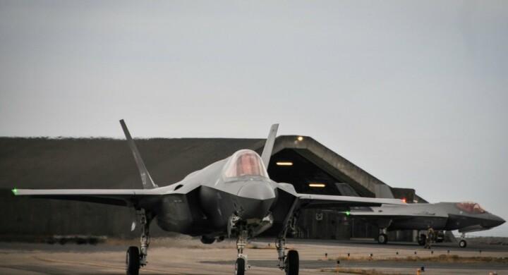 Gli F-35 italiani tornano a volare sull'Islanda. Ecco perché