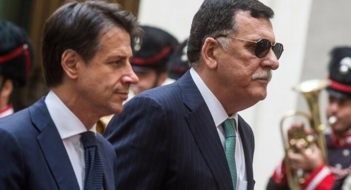 Serraj vede Conte. L'Italia è un partner fondamentale per Tripoli