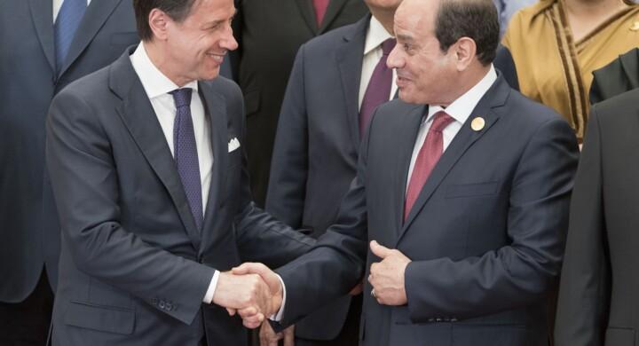 La telefonata Conte-Sisi sblocca le fregate di Fincantieri per l'Egitto. Ecco come