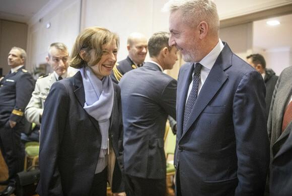 L'agenda della Difesa tra Roma e Parigi. Florence Parly incontra Lorenzo Guerini