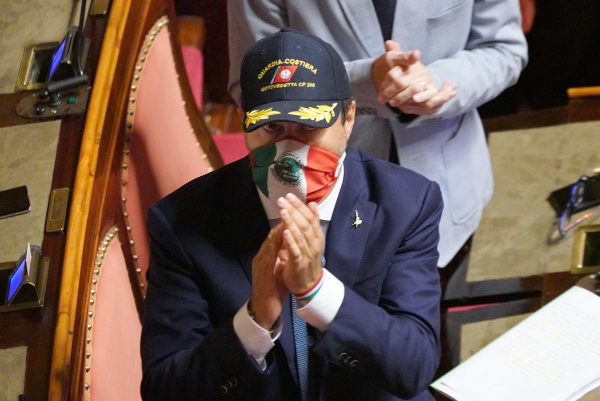 Italy: Matteo Salvini trial reignites debate over politicisation of justice