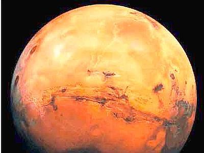 Marte, la nuova sfida geopolitica tra Stati Uniti e Cina