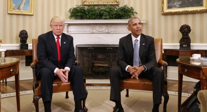 Continua la sfida a distanza tra Trump e Obama. Mentre Biden…
