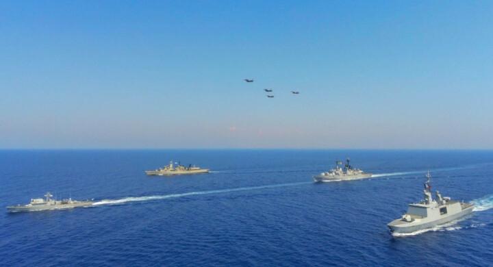 Le sfide geopolitiche si concentrano nel Mediterraneo. L'analisi di Irini