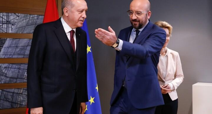 Tra Atene e Ankara la diplomazia della portaerei Eisenhower