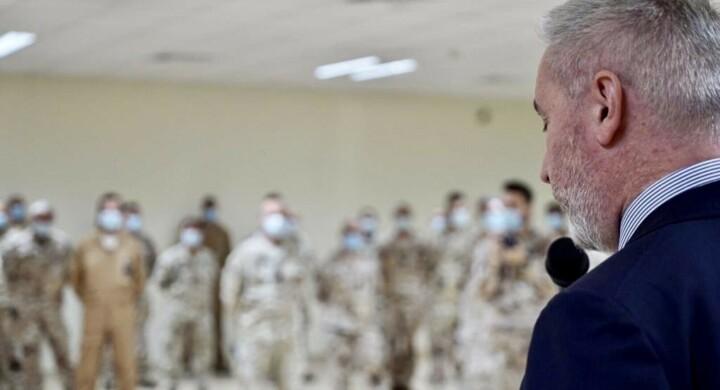 L'Italia a Difesa della stabilità in Medio Oriente. La visita di Guerini in Iraq