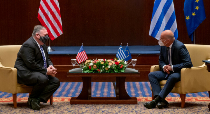 Atene chiama Washington. Così la Grecia si rafforza nel Mediterraneo (con gli F-35)